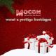 Namens Mocon fijne feestdagen!